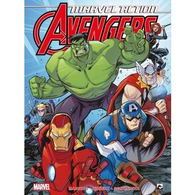 Foto van Marvel Action Avengers Een Nieuw Gevaar 1 (NL-editie) COMICS