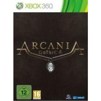 Foto van Arcania Gothic 4 collectors edition (sealed) Xbox 360