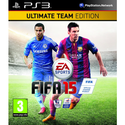 Foto van Fifa 15 Ultimate Team Edition PS3
