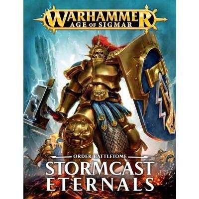 Battletome: Stormcast Eternals (English) Warhammer Age of Sigmar