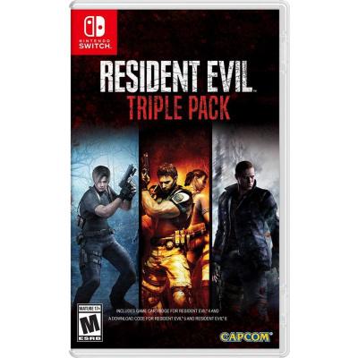 Resident Evil Triple Pack (Import) SWITCH