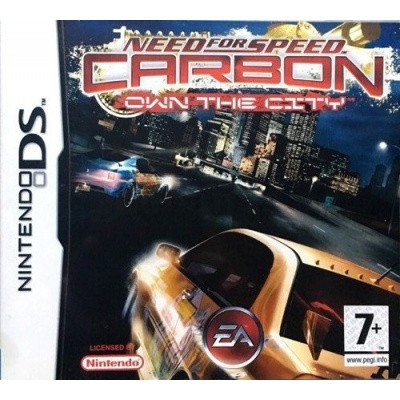 Need For Speed Carbon NDS