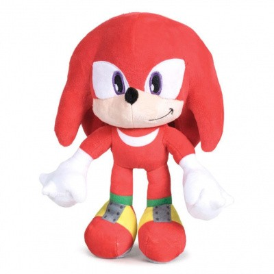 Foto van Sonic the Hedgehog - Knuckles Pluche 26cm PLUCHES