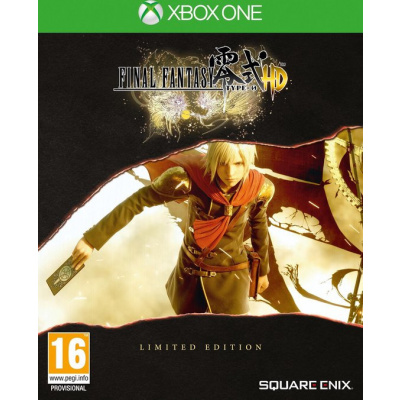 Final Fantasy Type-0 HD Limited Edition XBOX ONE