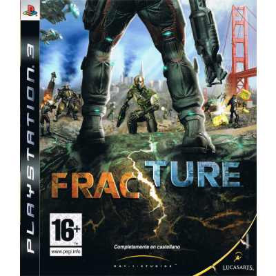 Fracture PS3