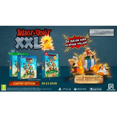 Asterix & Obelix Xxl 2 Limited Edition PS4
