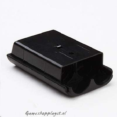 Batterijklep Voor Controller Zwart XBOX 360