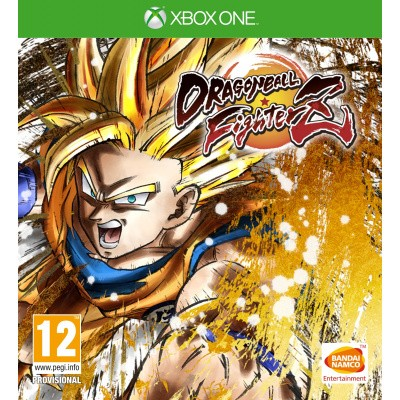 Foto van Dragon Ball Z Fighterz XBOX ONE