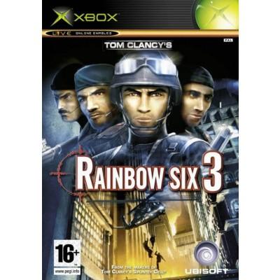 Foto van Rainbow Six 3 + Headset XBOX