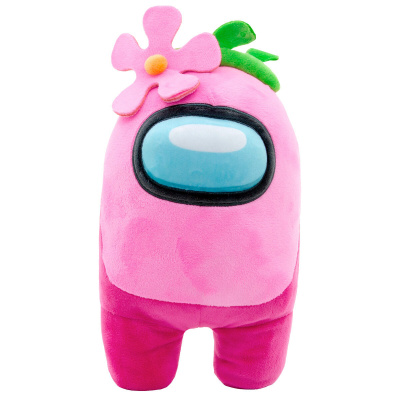 Among Us - Pink Character Pluche 30cm PLUCHE