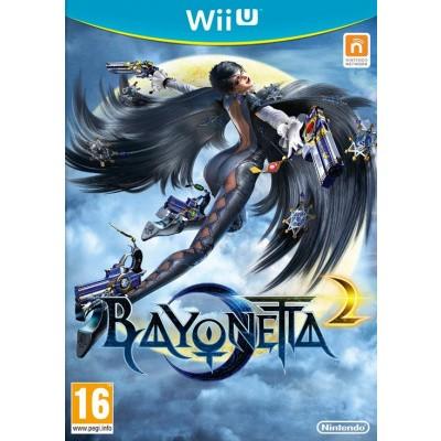 Foto van Bayonetta 2 WII U
