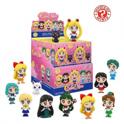 Foto van Funko Mystery Minis: Sailor Moon Exclusive