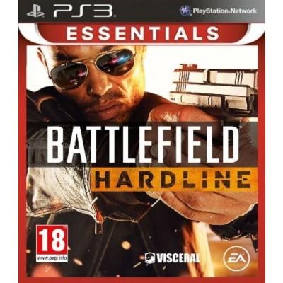 Battlefield Hardline (Essentials) PS3