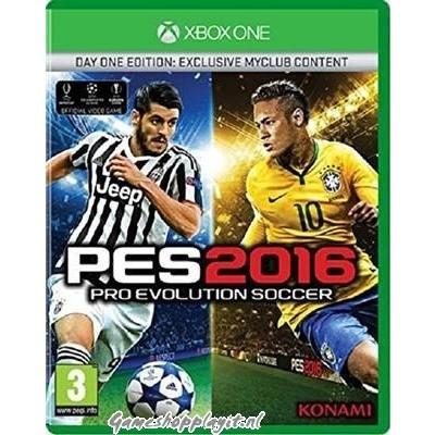 Foto van Pro Evolution Soccer 2016, Pes 2016 XBOX ONE