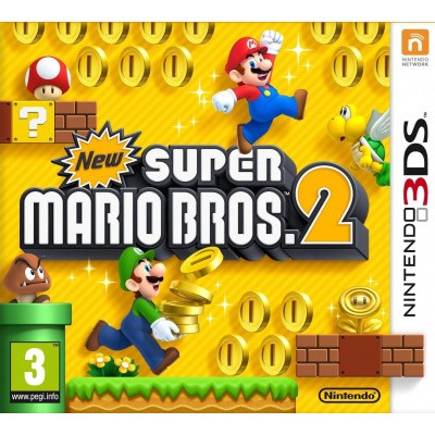 Foto van New Super Mario Bros. 2 3DS