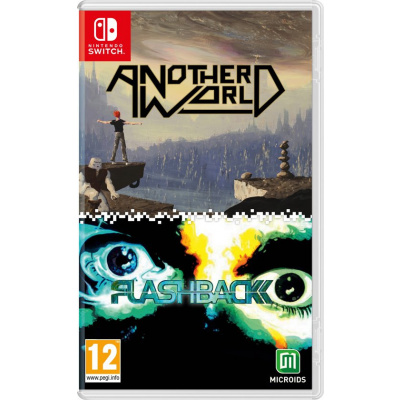 Foto van Another World / Flashback SWITCH