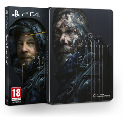Foto van Death Stranding Special Edition PS4