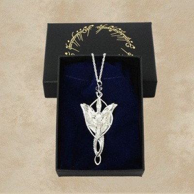The Lord of the Rings: Arwen Evenstar Pendant Costume Replica