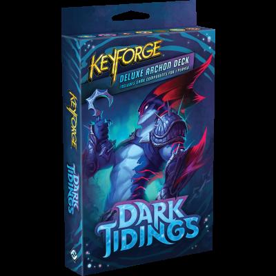 Keyforge Dark Tidings Deluxe Archon Deck KEYFORGE