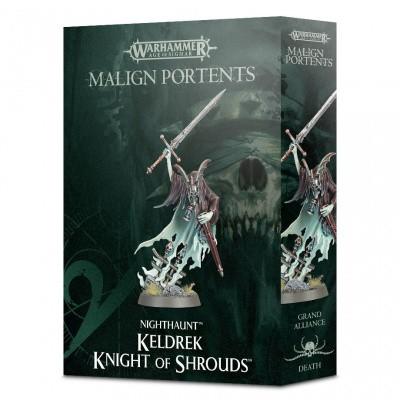 Nighthaunt Keldrek Knight Of Shrouds WARHAMMER AOS