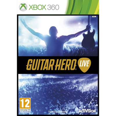Foto van Guitar Hero Live (Game Only) XBOX 360