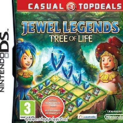 Foto van Jewel Legends Tree Of Life NDS