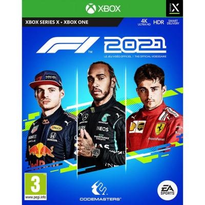 Foto van F1 2021 XBOX SERIES X