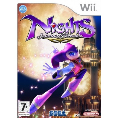 Nights Journey Of Dreams WII