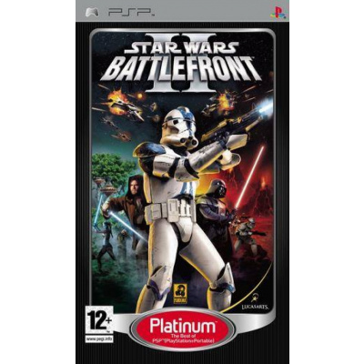 Star Wars Battlefront II (Platinum) PSP
