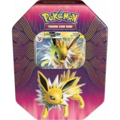 Foto van Tcg Elemental Power Tin - Jolteon Pokemon Trading Card Game POKEMON