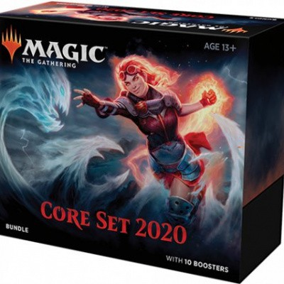 Foto van TCG Magic The Gathering Bundle Core 2020 MAGIC THE GATHERING