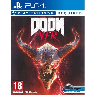 Foto van Doom VFR PS4