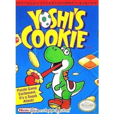 Foto van Yoshi's Cookie NES