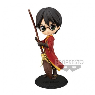 Q Posket Harry Potter Quidditch Style Figure A versie 14 cm MERCHANDISE