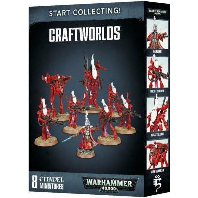 Start Collecting! Craftworlds WARHAMMER 40K