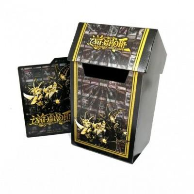 Foto van Tcg Deckbox Golden Duelist Yu-Gi-Oh! Trading Card Game YU-GI-OH