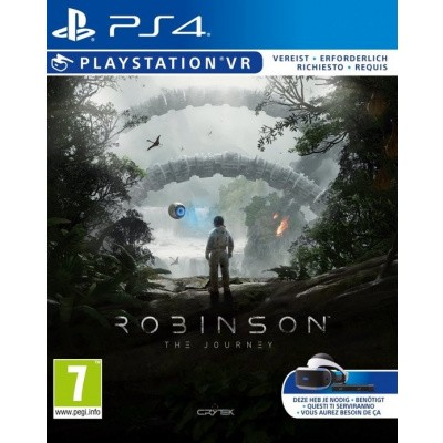 Robinson: The Journey (VR Required) PS4