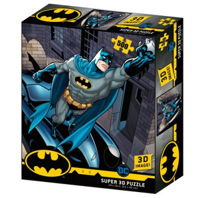 DC Comics Batman Batmobile Prime 3D puzzle 500pcs PUZZEL