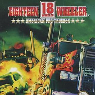 Eighteen Wheeler Nintendo GameCube