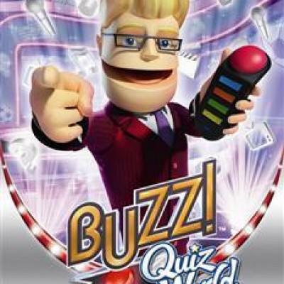 Buzz Quiz World PSP