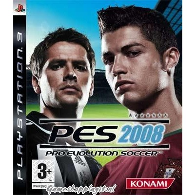 Pro Evolution Soccer 2008 (Pes 2008) PS3
