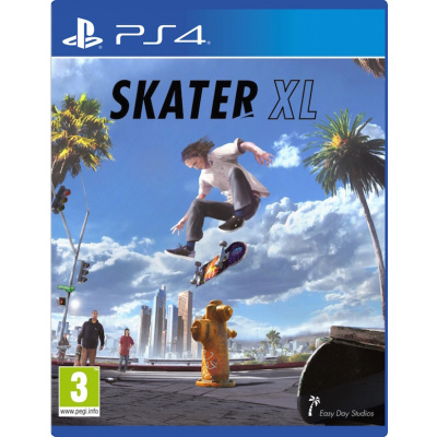 Foto van Skater XL PS4