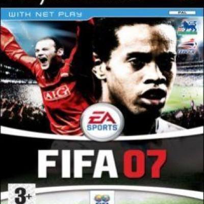 Foto van Fifa 07 PS2