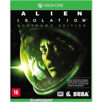 Foto van Alien Isolation Nostromo Edition XBOX ONE