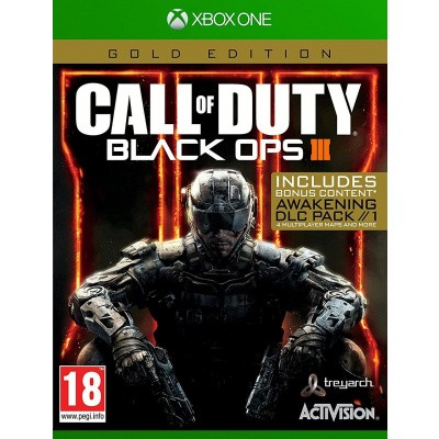 Foto van Call Of Duty Black Ops 3 Gold Edition XBOX ONE