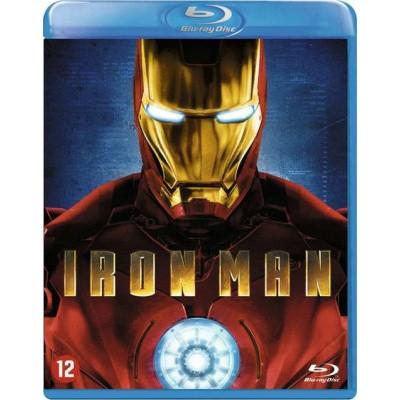 Foto van Iron Man BLU-RAY