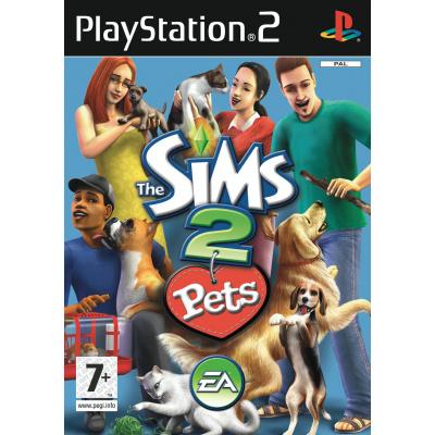 De Sims 2 Huisdieren PS2