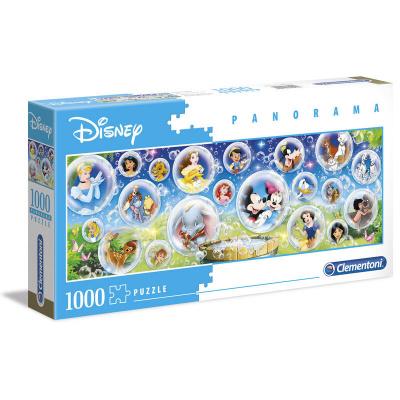 Foto van Disney Classic Panorama Puzzle 1000pc PUZZEL
