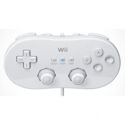 Classic Controller Wit WII
