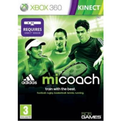 Adidas Micoach (Kinect) XBOX 360
